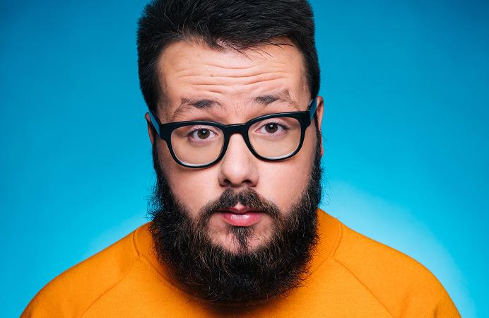 """Manuel Cardoso: """"O humorista não deve ser uma figura endeusada e, sim, manter-se sempre inseguro"""""""