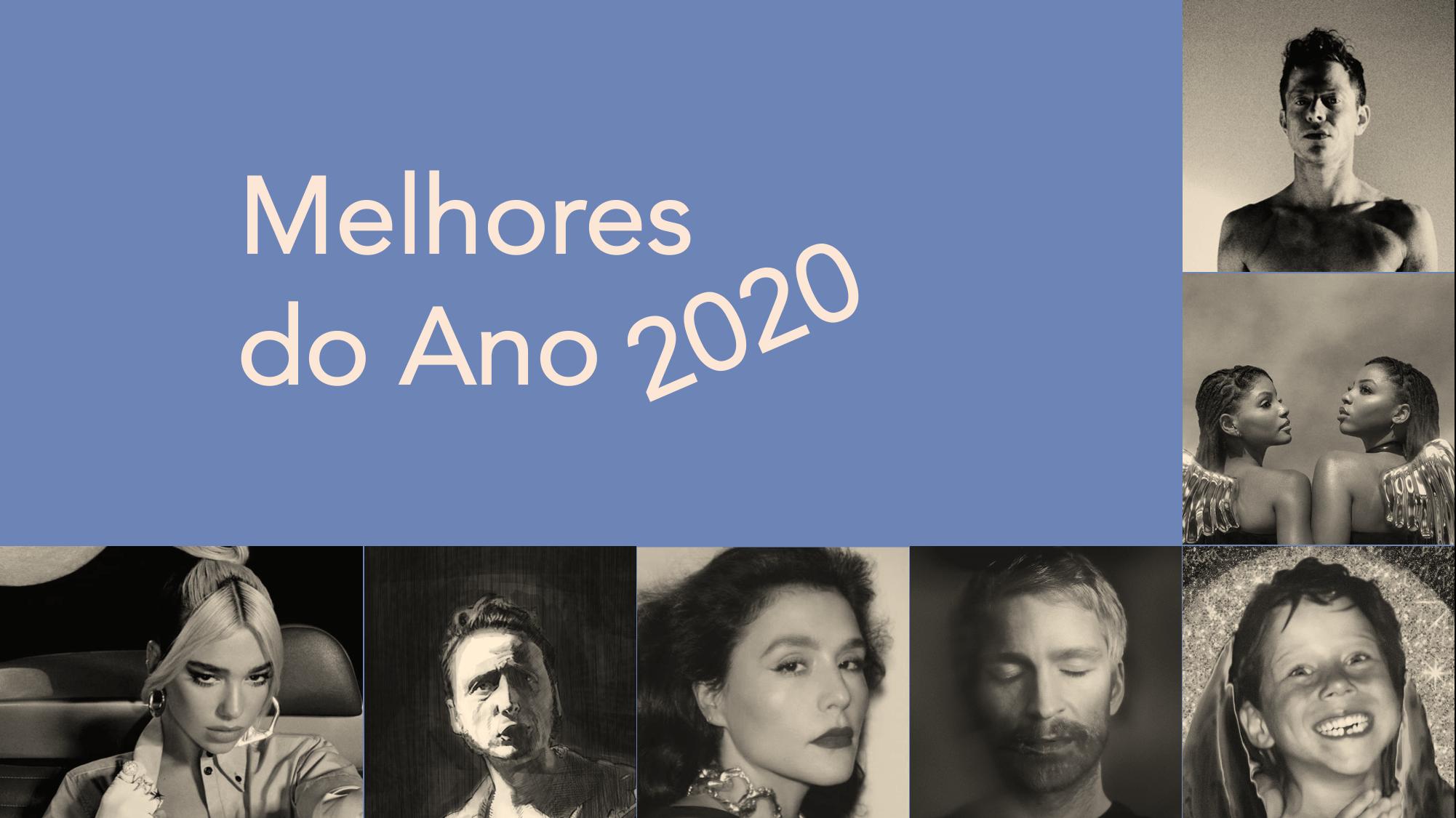 Os nossos álbuns favoritos de 2020
