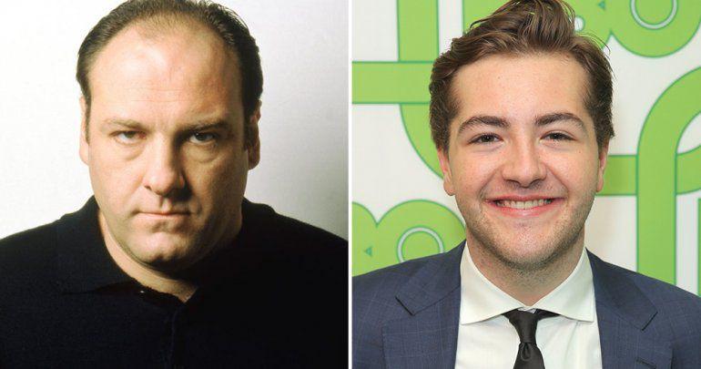 """Filho de James Gandolfini será o jovem Tony Soprano no filme sobre a série """"The Sopranos"""""""
