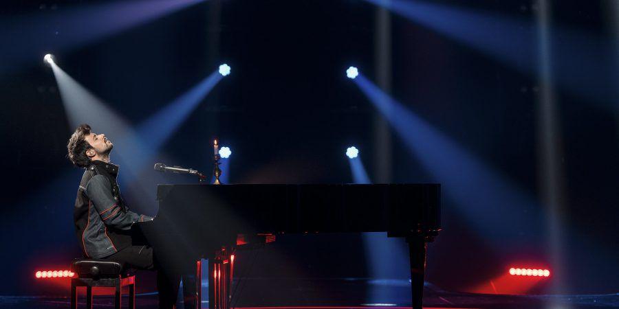 """NEEV revela """"Dancing in the stars"""" em versão acústica"""