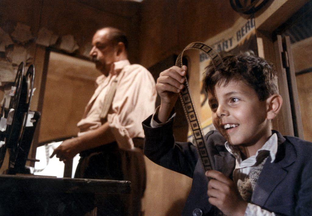 'Cinema Paraíso' faz 30 anos e volta aos cinemas portugueses