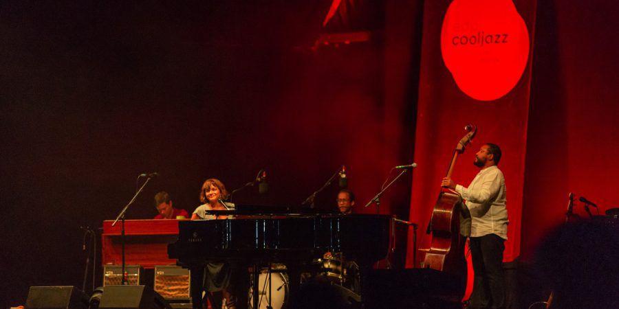 Norah Jones e Benjamim assinaram um final morno no EDP Cool Jazz
