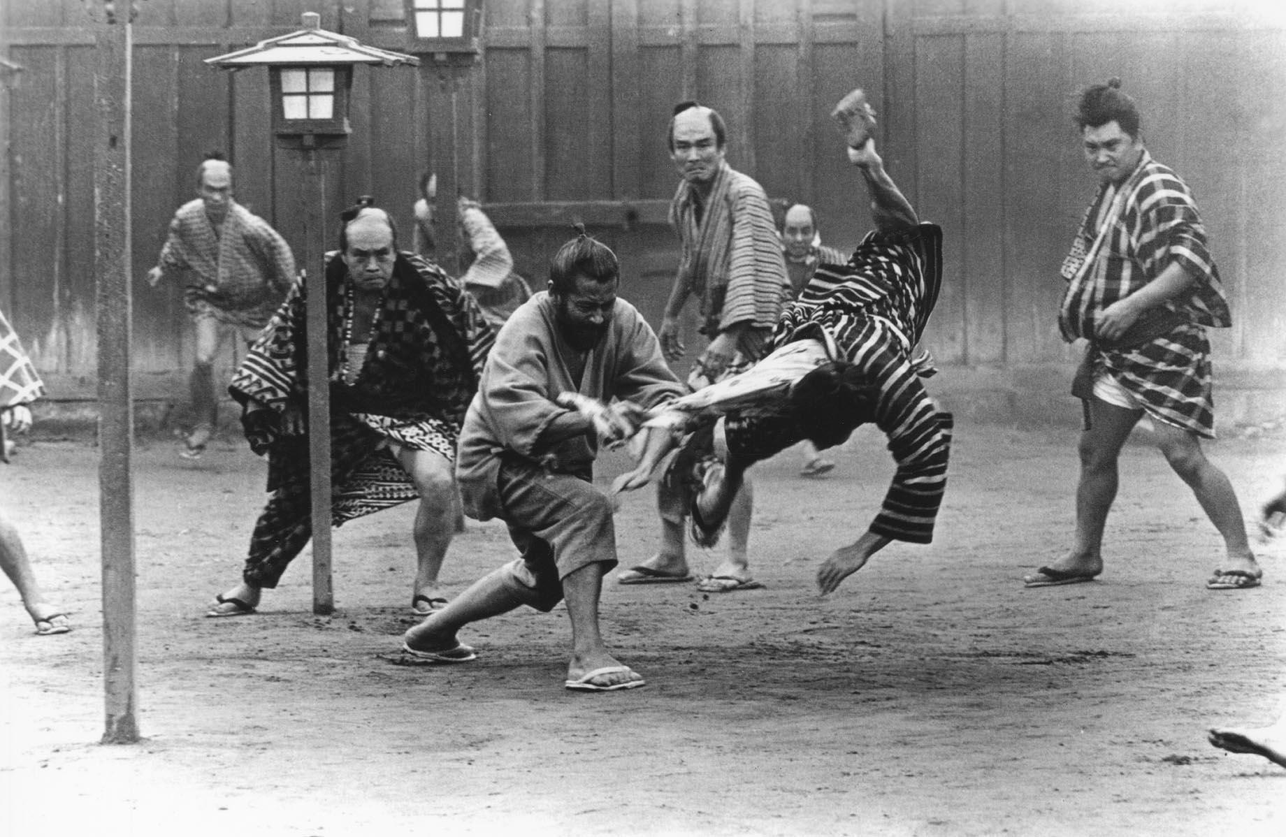 Sete filmes de Akira Kurosawa vão ser exibidos nos cinemas. Cinco são inéditos comercialmente em Portugal