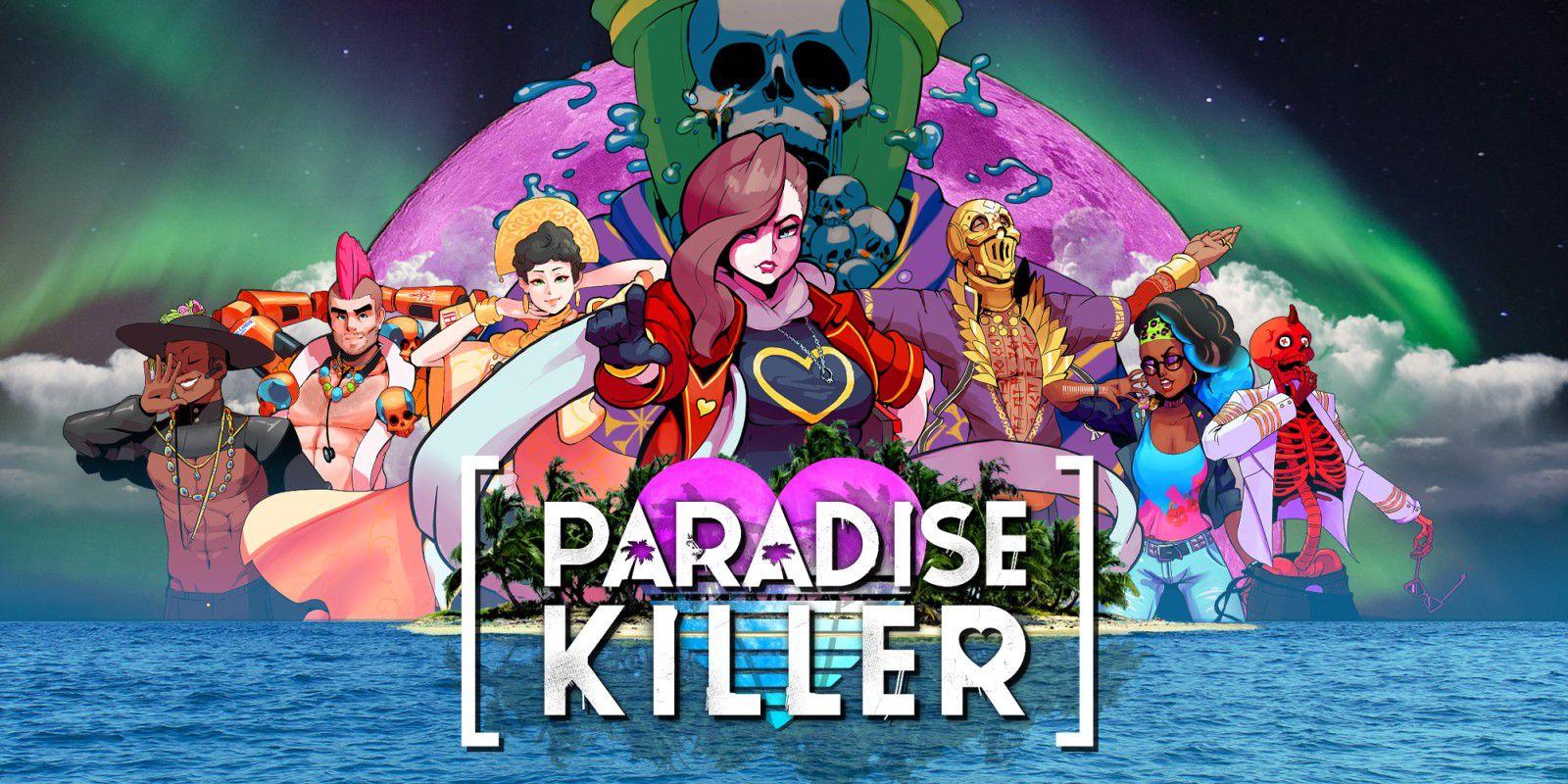 """""""Paradise Killer"""": um crime no paraíso"""