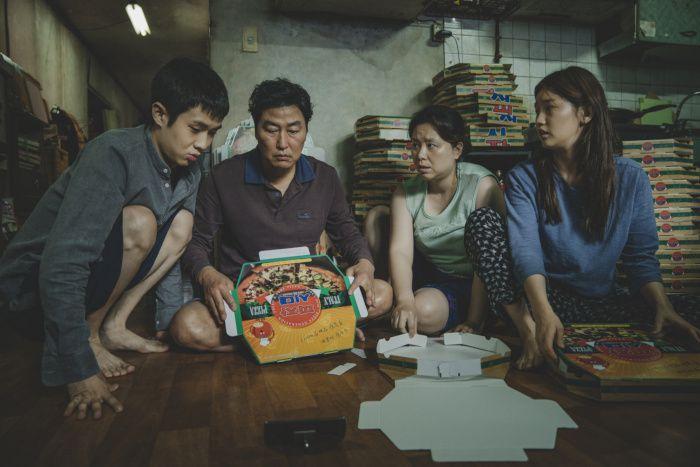 """""""Parasitas"""" de Bong Joon Ho, Palma de Ouro no Festival de Cannes, estreia nos cinemas portugueses"""