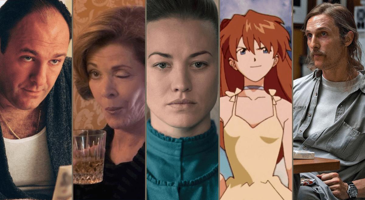 As nossas 20 personagens favoritas de séries