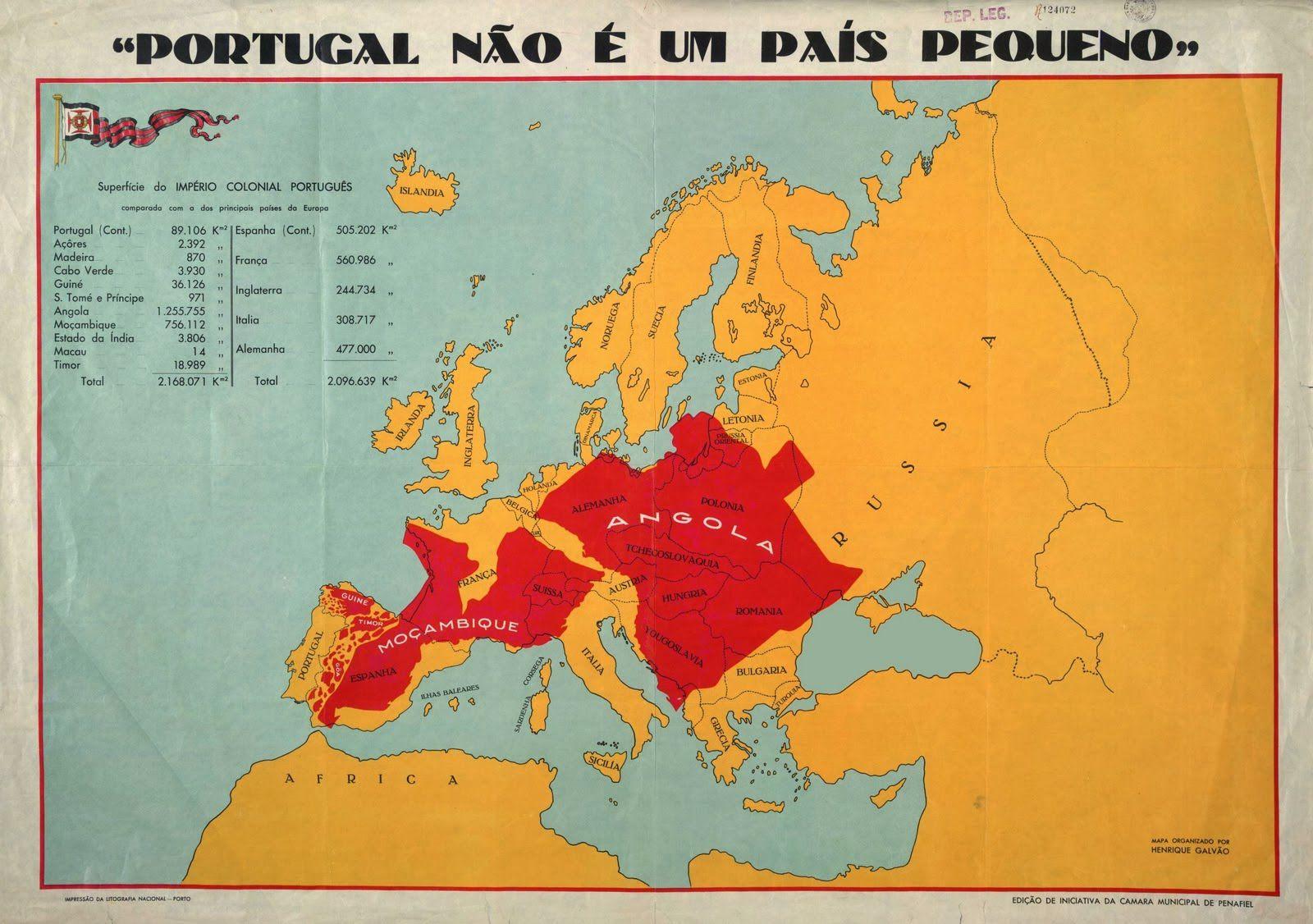 O colonialismo e o mito do Portugal não-racista
