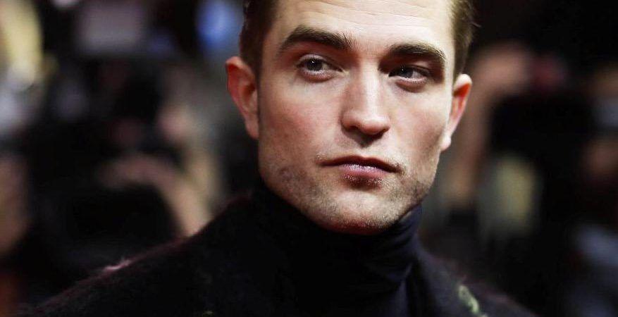 Robert Pattinson será o novo Batman