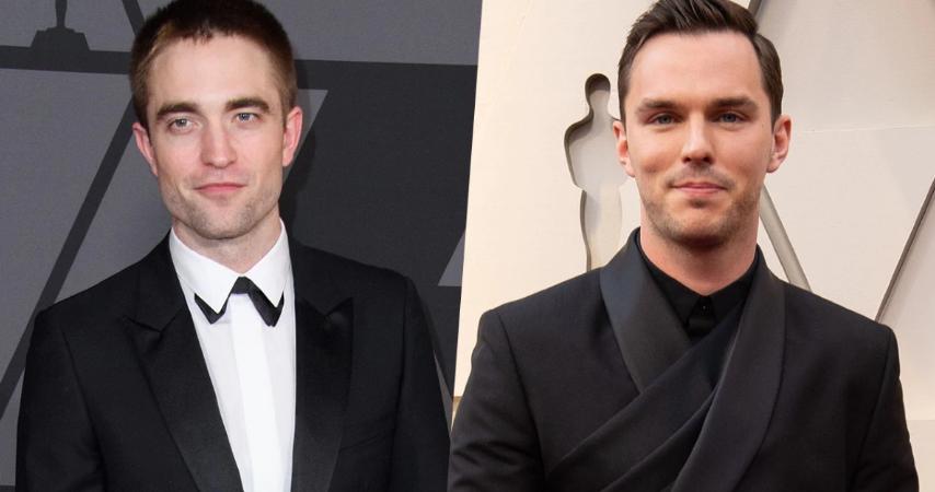 Afinal, Robert Pattinson ainda não é o Batman. Nicholas Hoult também pode assumir o papel