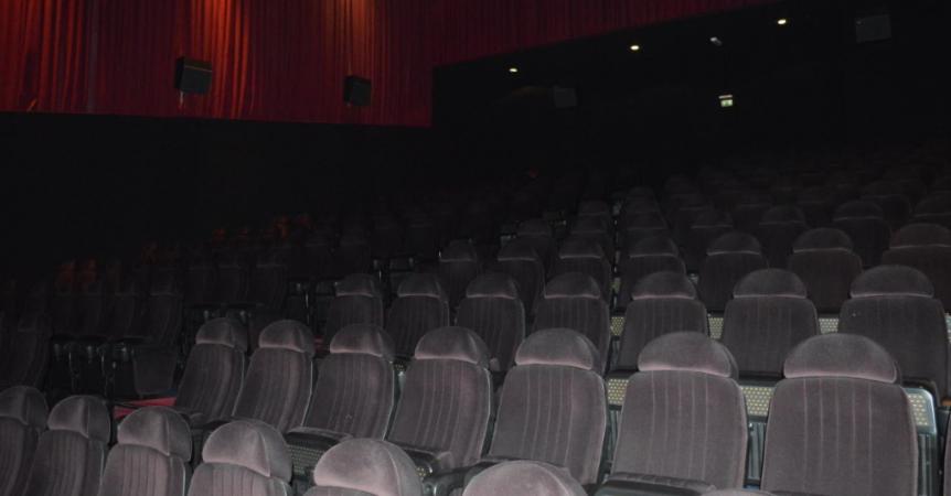 O tímido regresso dos cinemas e da sétima arte