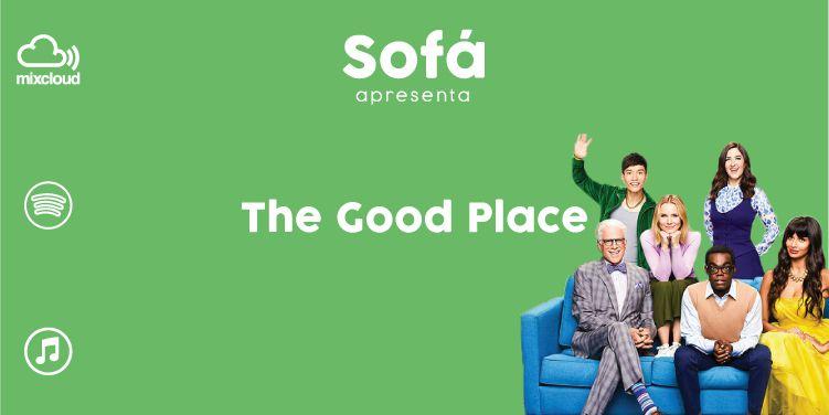 """Podcast Sofá. """"The Good Place"""": a morte continua sem solução?"""