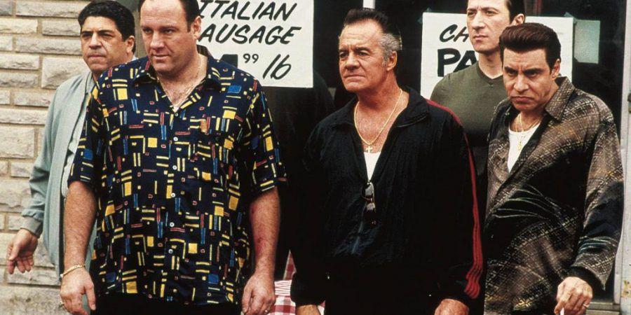 Vem aí um filme sobre a família Soprano, escrito por David Chase, criador da série