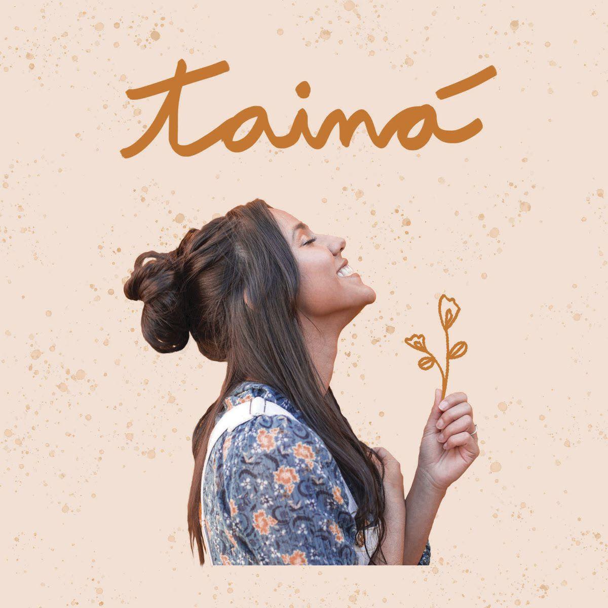 Já se pode ouvir o disco homónimo de Tainá