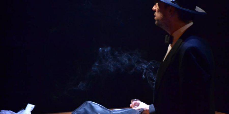 Peça de teatro sobre Fernando Pessoa exibida em Pinhal Novo