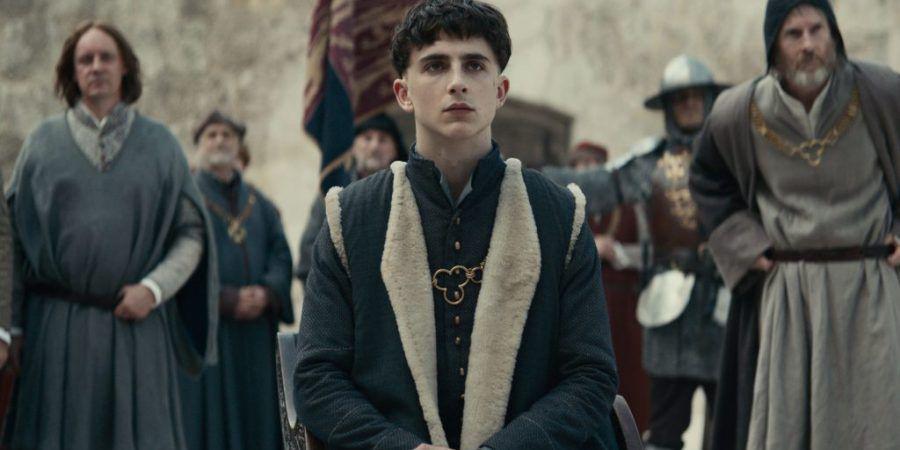 """The King"" vai juntar Timothée Chalamet, Robert Pattinson e Lily-Rose Depp no mesmo filme"