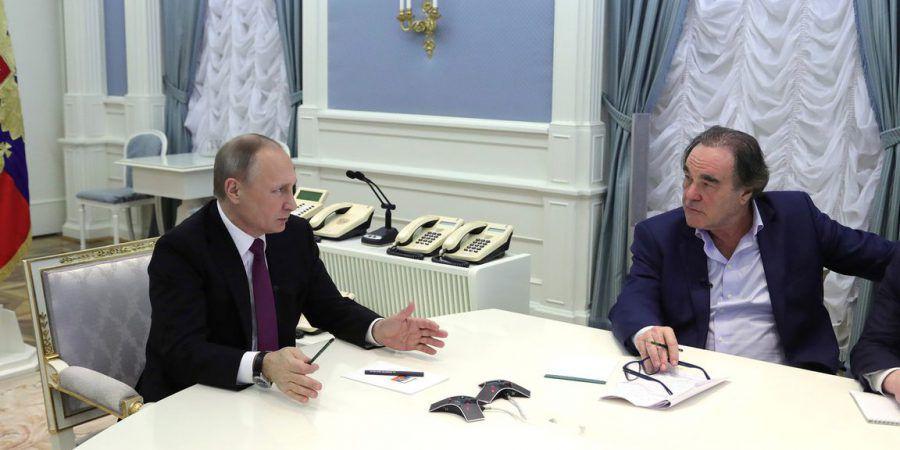 'The Putin Interviews': a humanização de Vladimir Putin