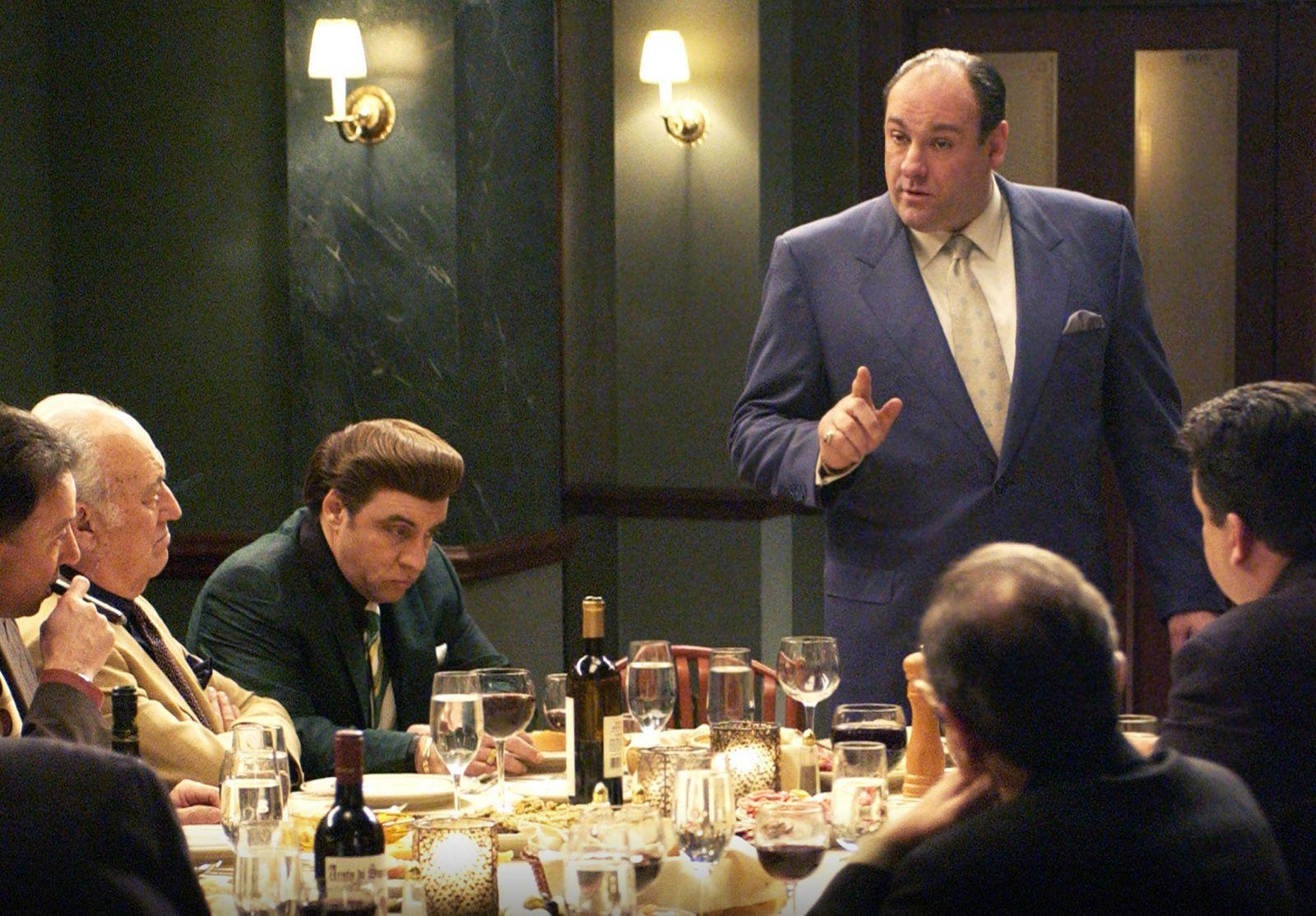 """Já se sabem vários detalhes do filme sobre a série """"The Sopranos"""""""