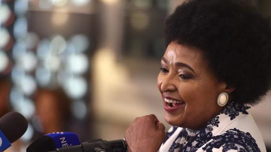 Luzia Moniz sobre feminismo negro