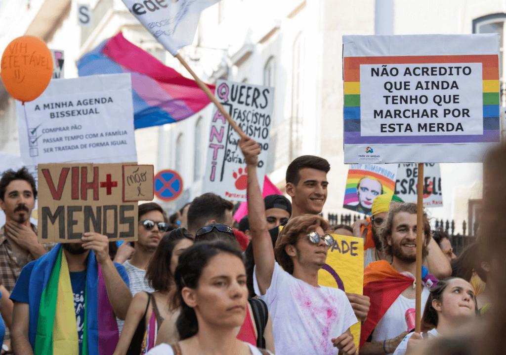 Orgulho e preconceito: breve relato do movimento LGBTI português