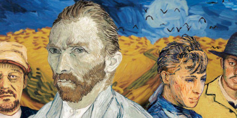 'Loving Vincent' é uma revolução no mundo da animação