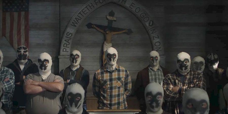 """""""Watchmen"""", um retrato fiel da BD e dos dias de hoje"""