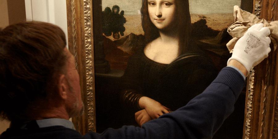 O dia em que Leonardo Da Vinci superou o seu Mestre