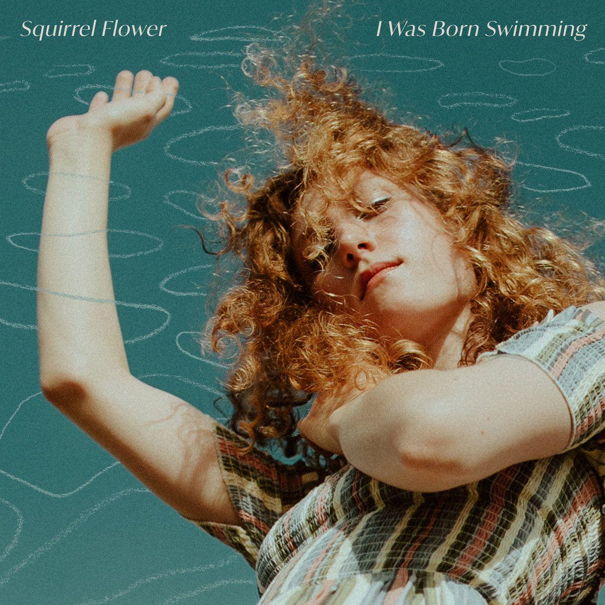 """Squirrel Flower falha na conexão com o ouvinte em """"I Was Born Swimming"""""""