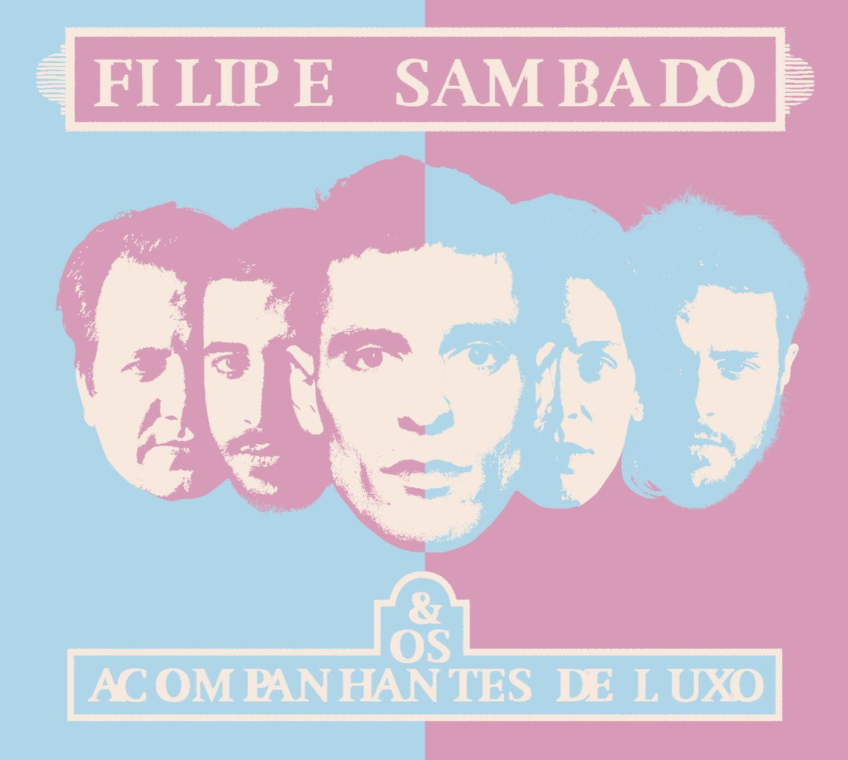 Filipe Sambado combate a discriminação no seu segundo álbum, com os Acompanhantes de Luxo