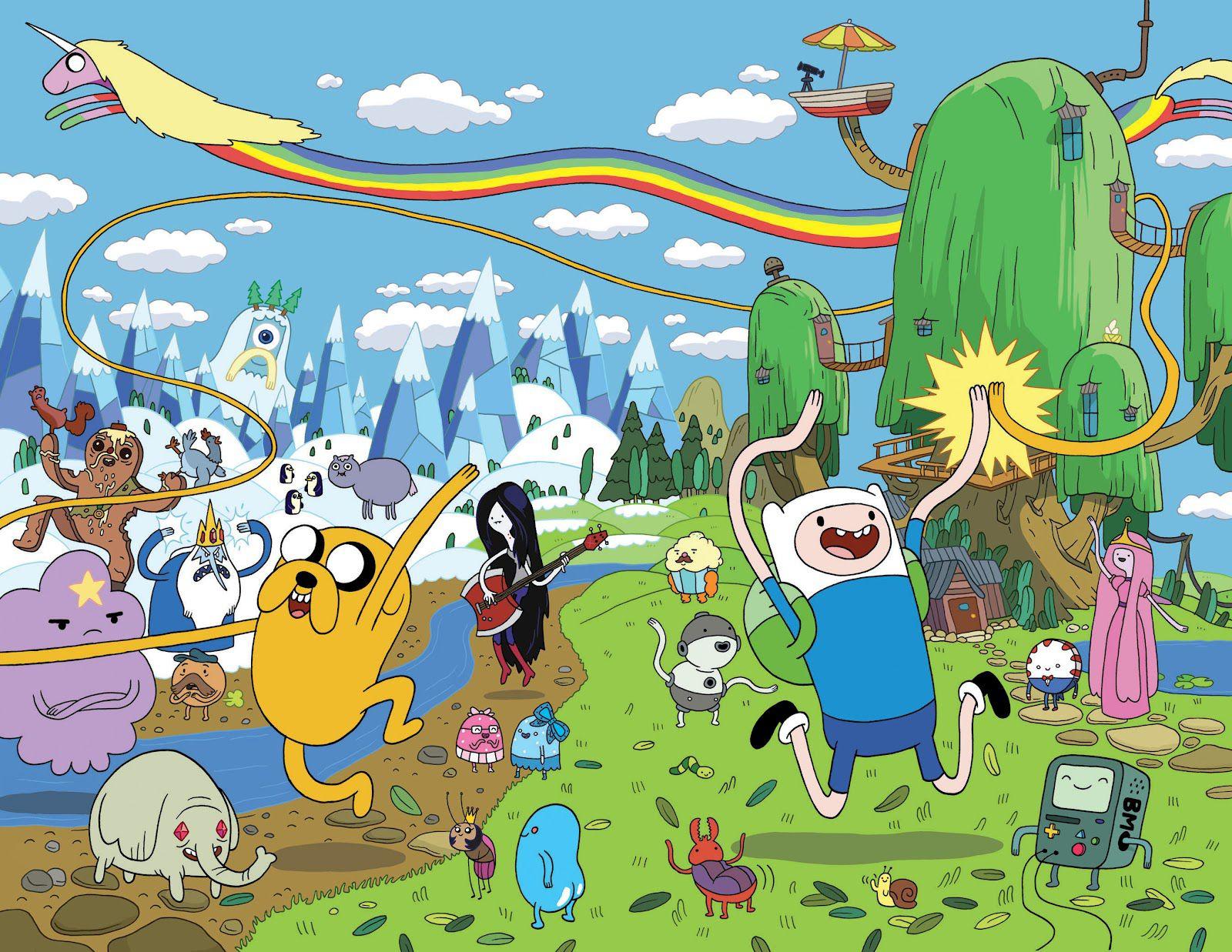 'Adventure Time': O maior fenómeno do Cartoon Network vai deixar saudades