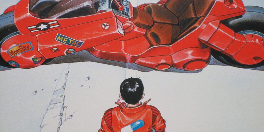 """Live-action de """"Akira"""" será produzido por Leonardo DiCaprio"""