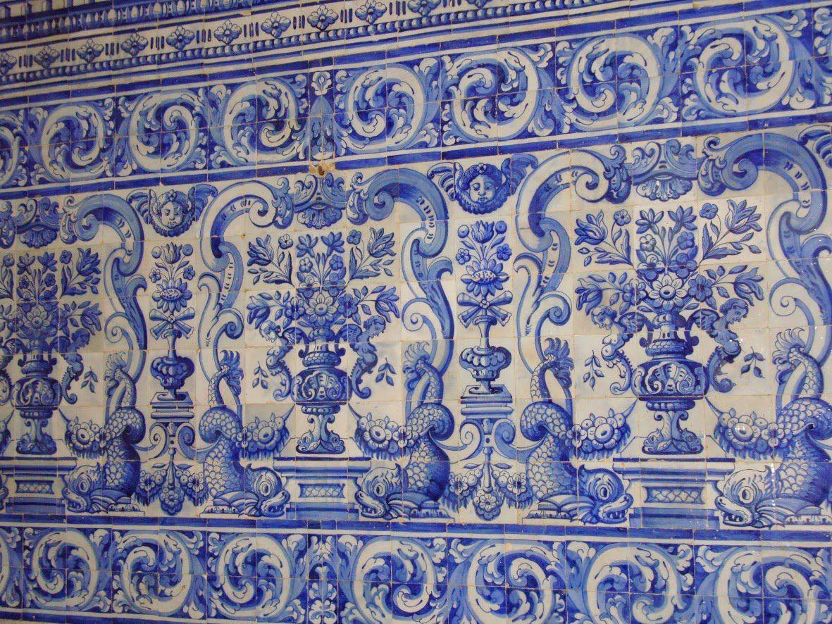 Resultado de imagem para azulejo pombalino