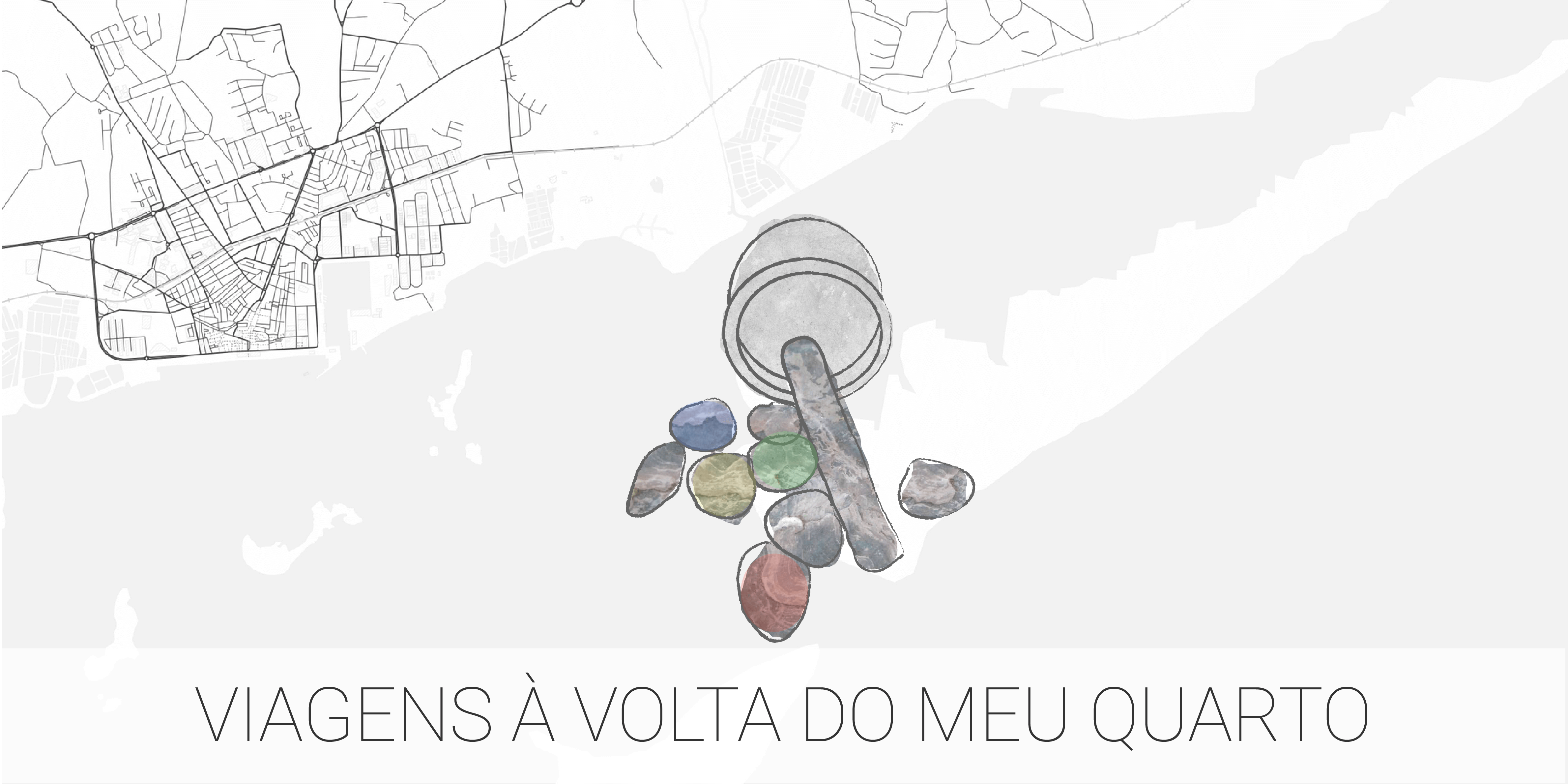 Umas conchas da ilha da Armona