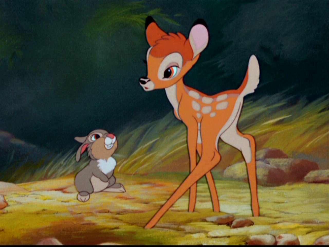 """Disney vai fazer um remake de """"Bambi"""" em live-action"""