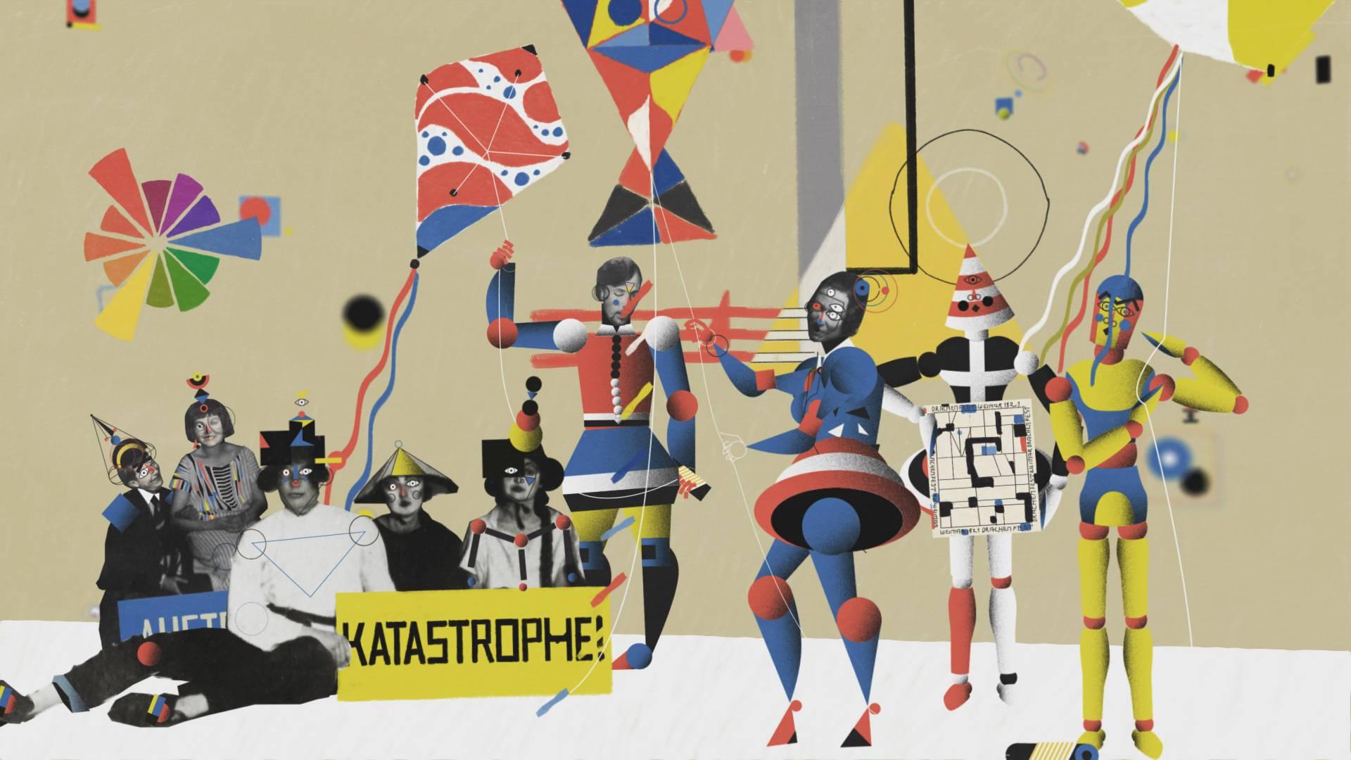 """Já se pode ver o documentário completo de """"O Espírito da Bauhaus"""", a escola de arte que revolucionou o design moderno"""