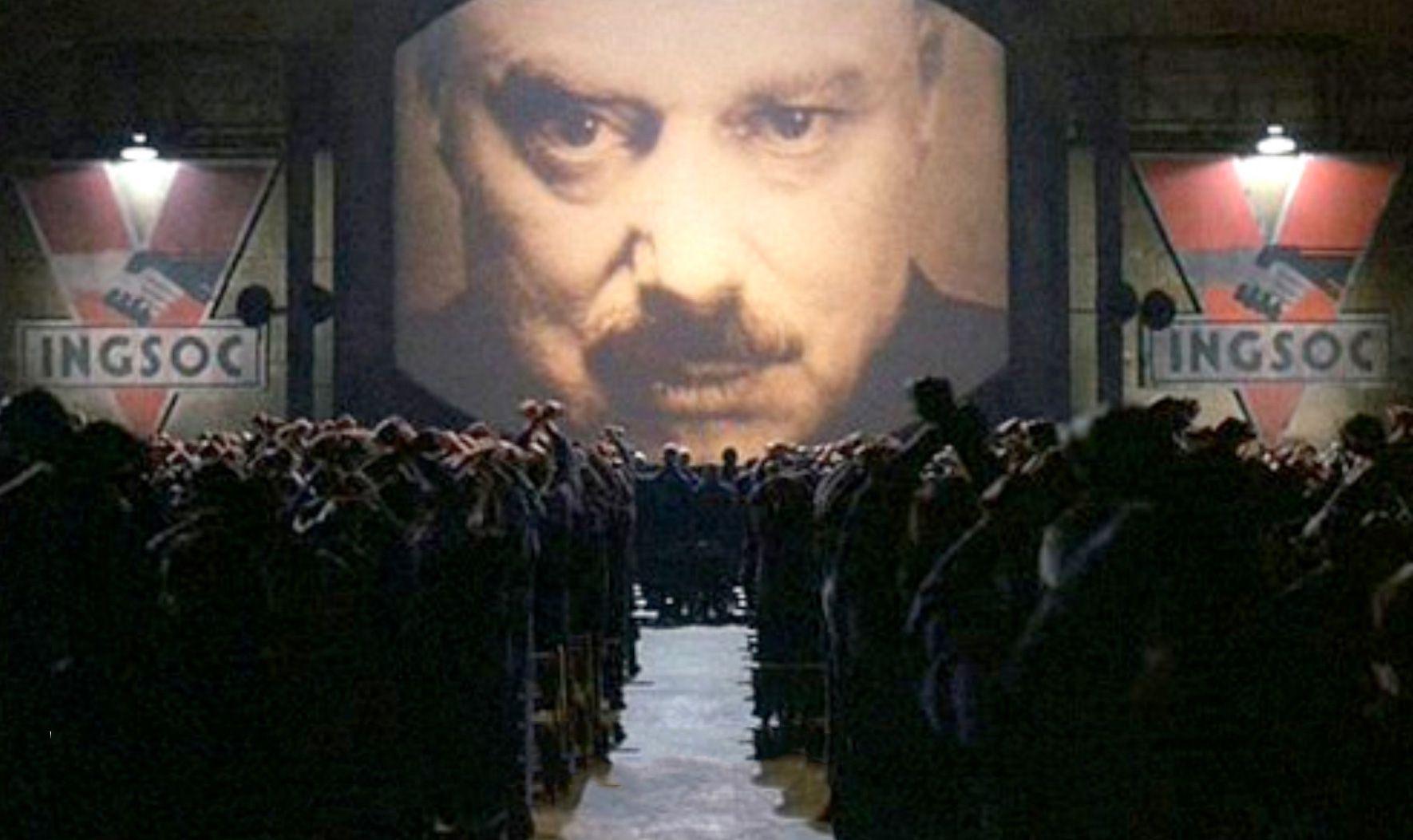Uma quarentena orwelliana