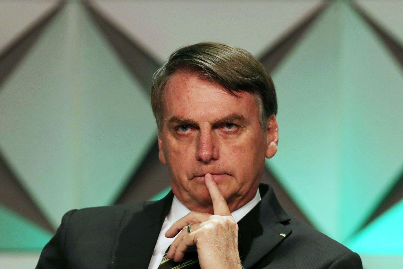 """Bolsonaro diz que filme brasileiro nomeado para os Óscares é """"uma porcaria"""""""
