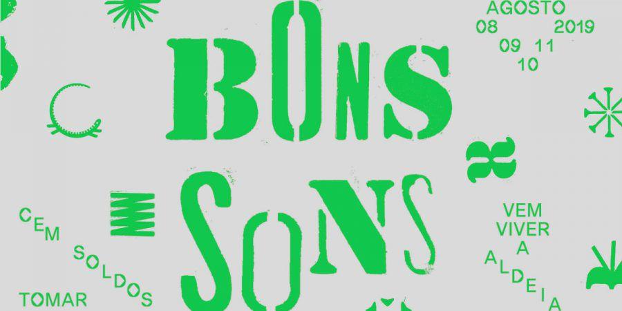 Bons Sons: temos 4 bilhetes duplos gerais com campismo para oferecer (passatempo)