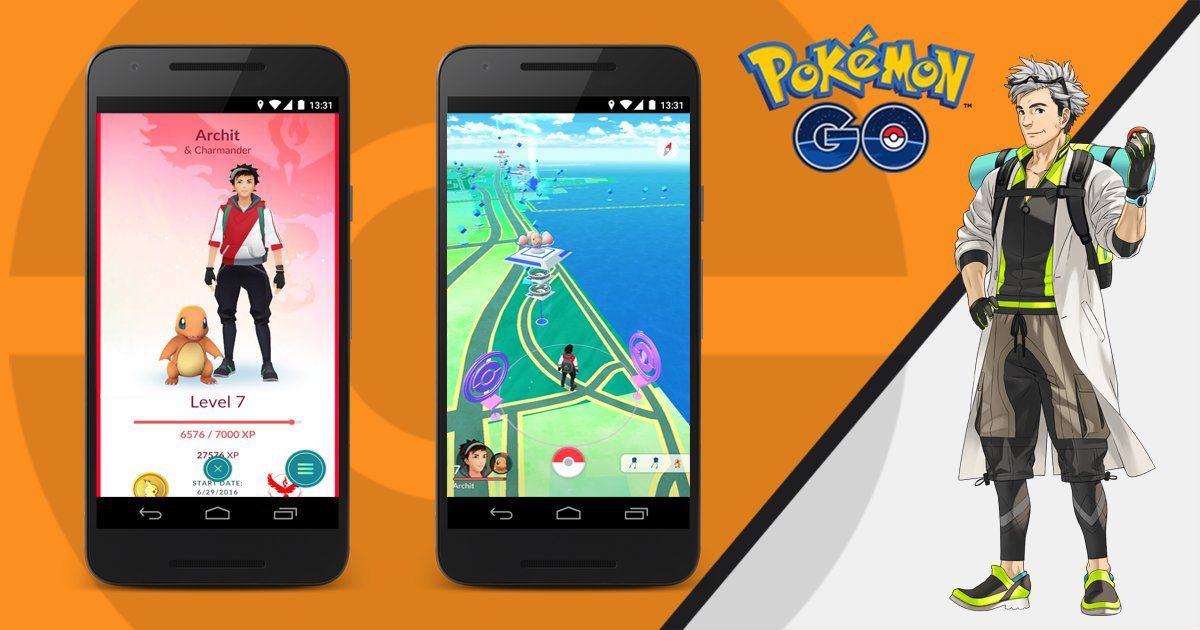 A próxima atualização de Pokémon GO vai deixar-te ter um companheiro
