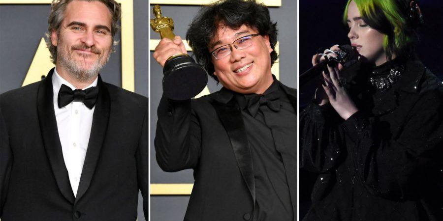 Os 10 melhores momentos dos Óscares 2020