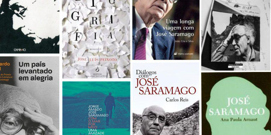 José Saramago pelas palavras dos outros