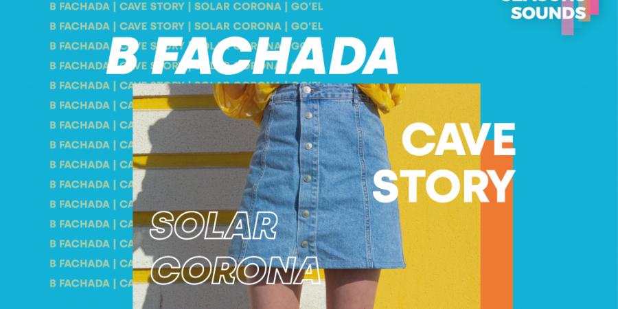 B Fachada, Cave Story, Solar Corona e Go'El vão estar no Azeméis Seasons Sounds