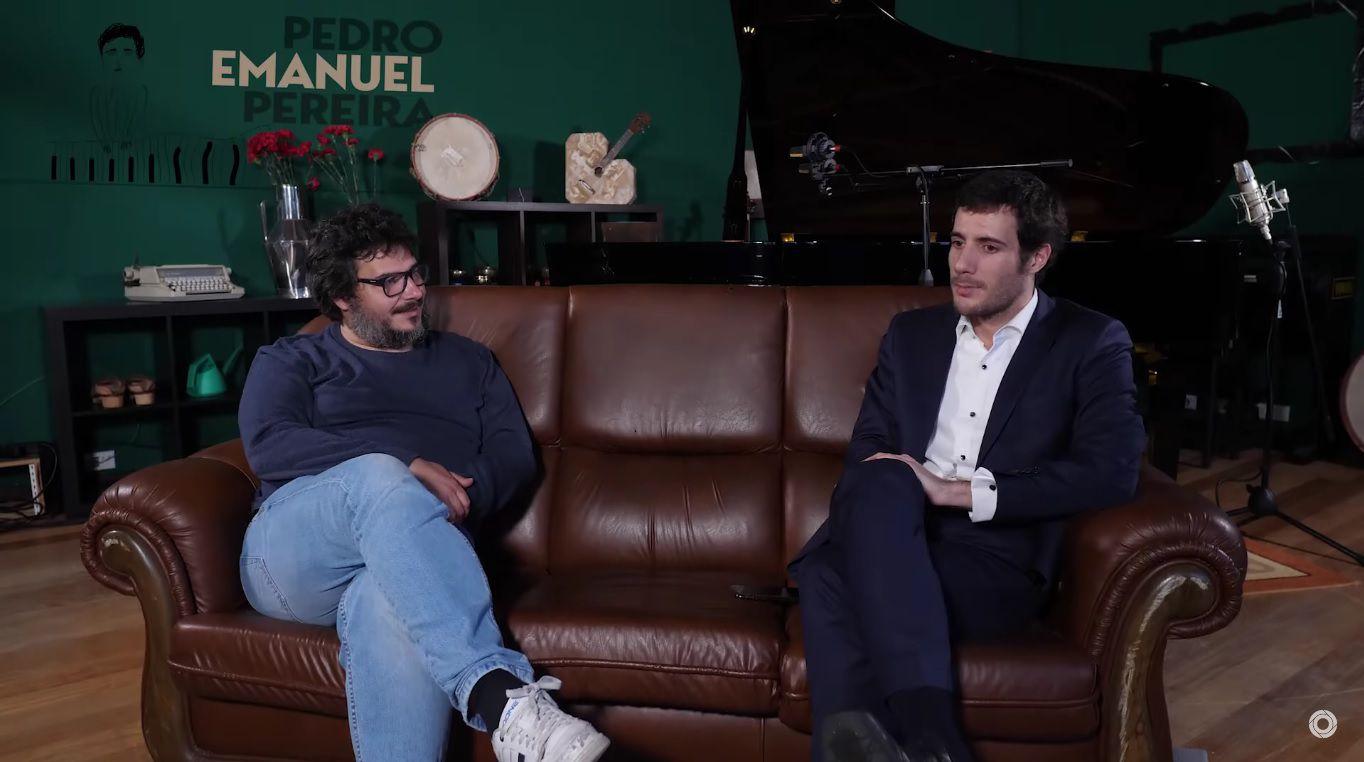 Clav Live Session. Entrevista ao pianista Pedro Emanuel Pereira (vídeo)