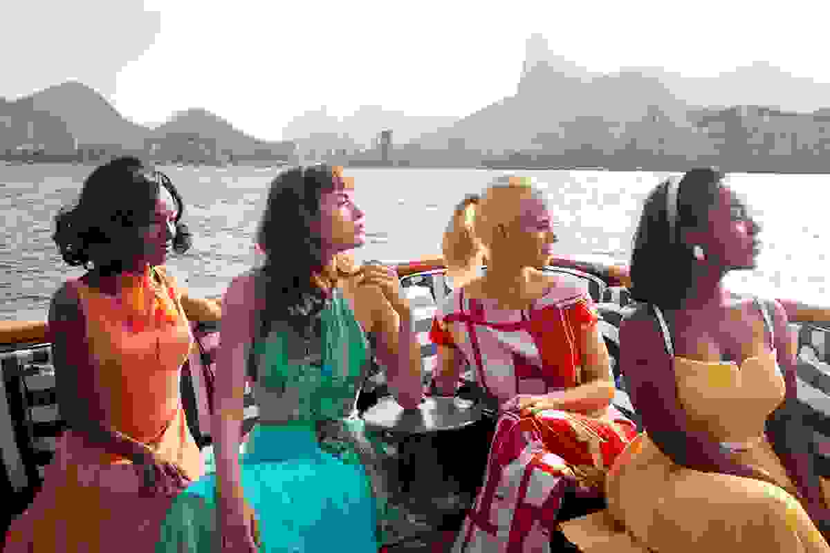"""""""Coisa Mais Linda"""": série sobre a Bossa Nova e o empoderamento feminino regressa em Junho"""