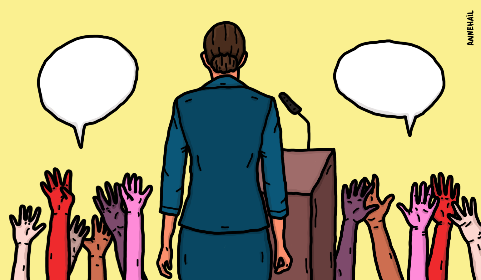 Mulheres nas autarquias: a luta continua