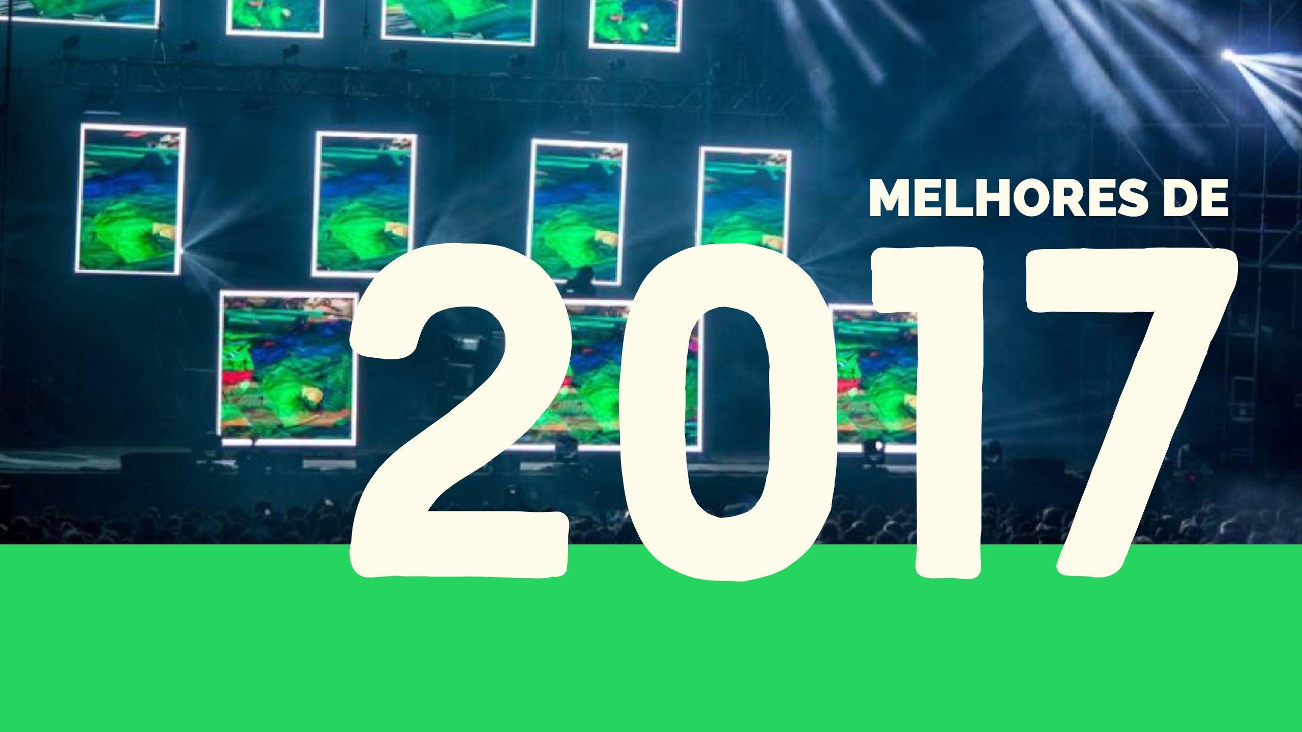 10 concertos que nos marcaram este ano