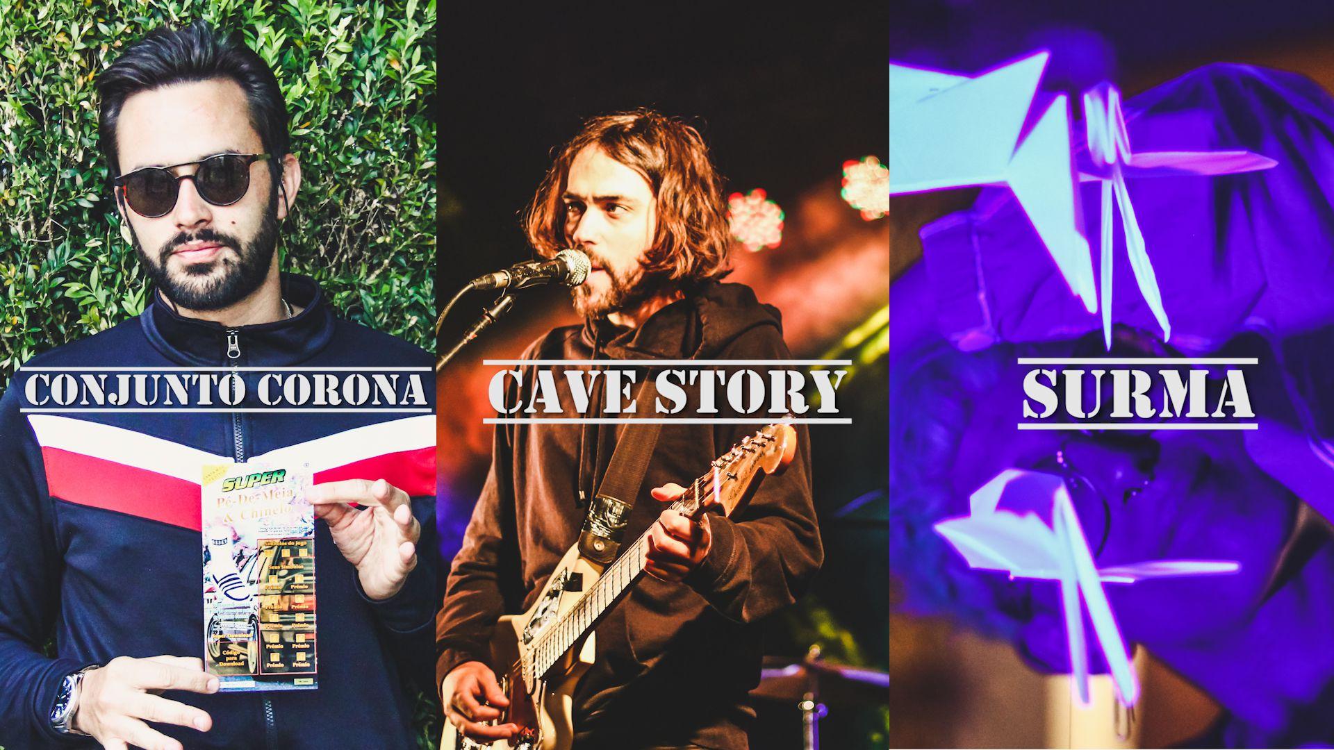 Basqueiral 2019: finos com Conjunto Corona e Cave Story, origamis com Surma