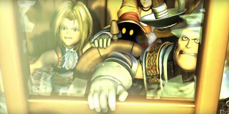 A identidade e a morte exploradas de forma profunda em Final Fantasy IX