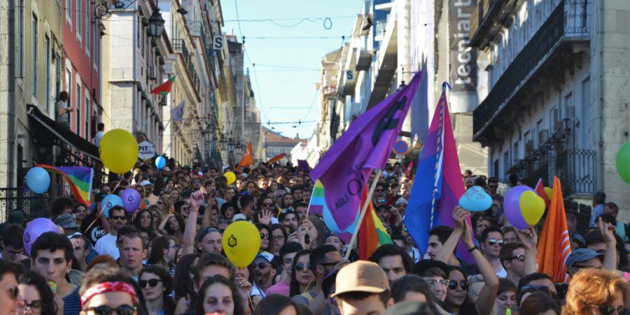 Marcha do Orgulho LGBTI+ irá colorir as ruas de Lisboa