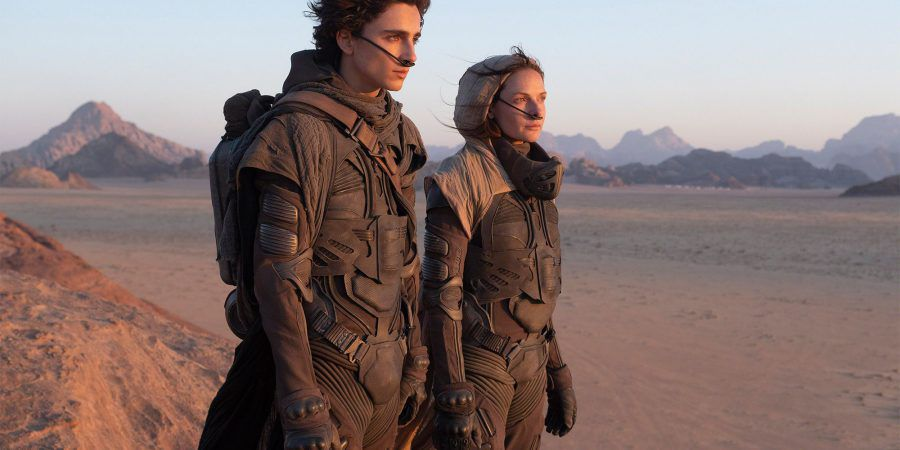 """""""Dune"""", filme de Dennis Villeneuve, estreia este mês nos cinemas portugueses"""