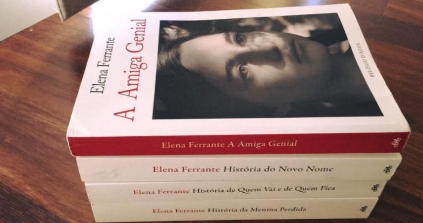 Crónicas que Elena Ferrante publicou no The Guardian vão ser editadas em livro em Portugal